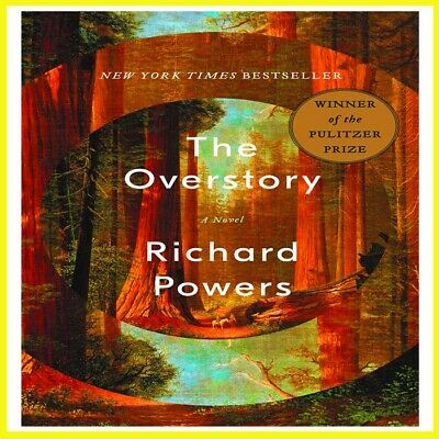 The Overstory: A Novel by Powers, Richard (E-βOOK) ✅Fast Delivery ⚡
