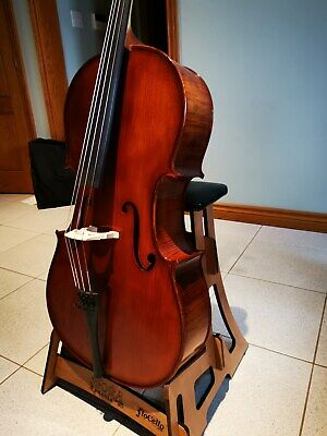 Foldable Cello Stand/Stool