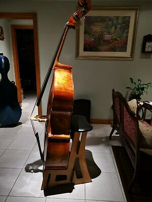 FoldableDouble BassStand/Stool