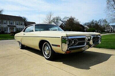 1972 Plymouth Fury 3 ONLY 48000 ORIGINAL MILES 1972 PLYMOUTH FURY 3 gran coupe Dodge not 1971 1972 1970 1969 polara mercury