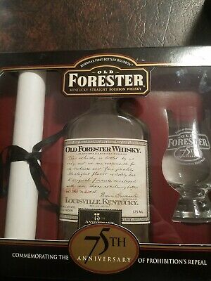 Old forester whiskey