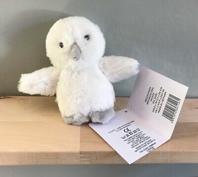 The Little White Company Mini Snow OwlNEW WITH TAGS