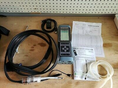 NEW, Unused E Instruments BTU1500-NP Combustion Analyzer, under Calibration!