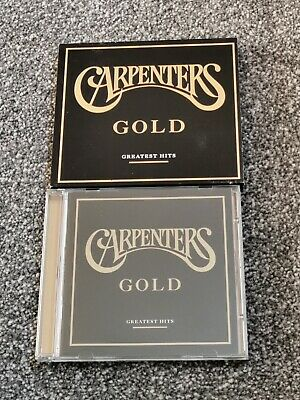 CARPENTERS - Gold (greatest Hits CD Album) 2002  A&M  20 Tracks with Slipcase