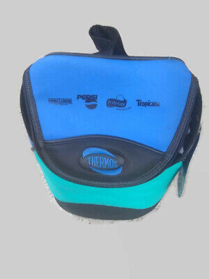 insulated lunch thermos cooler bag adult and women/ hot cold food and drink