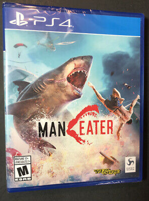 Man Eater (PS4) NEW