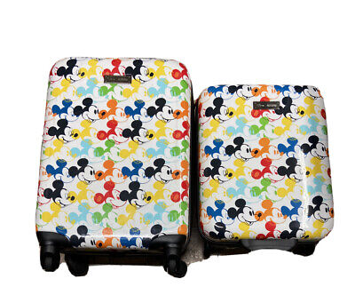 American Tourister 2 Piece 18UPR/20SPN Disney Character Luggage In Box NWT $199