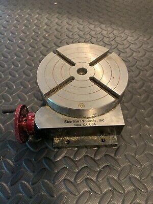 Sherline Rotary Table