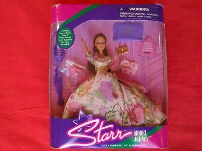 Starr Model Agency Taylor Beautiful Belle doll Vintage NRFB Dawn doll size Rare
