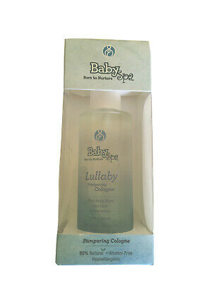 Baby Spa Panpering Cologne Alcohol Free