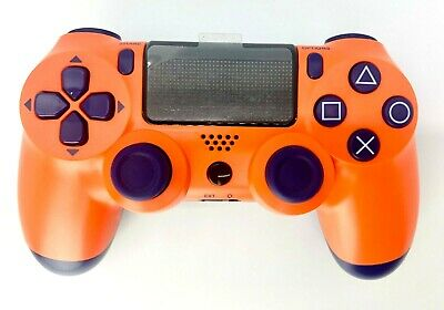 **HIGH QUALITY** PS4 Dualshock Wireless Controller Sunset Orange - Brand New
