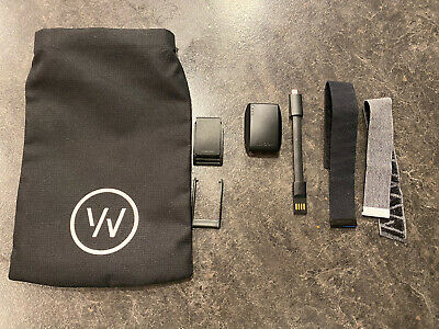 WHOOP STRAP 3.0 Black and Grey Pro-Knit + 16 Month Membership Remaining