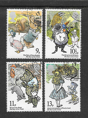1979 International year of the child used sg1091-4