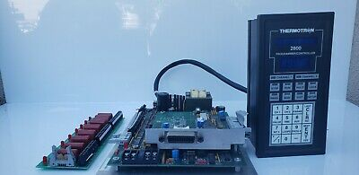 Thermotron 2800 Programmer / Controller, Main Board, and Event Board