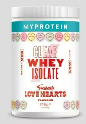 MyProtein Clear Whey Isolate – Swizzels Edition **NEW**