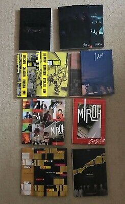 Stray Kids Albums (Mixtape, I am NOT, I am WHO, I am YOU, MIROH, Yellow Wood) US