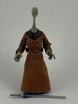 Star Wars Saga Collection TSC #69 yareal Poof jedi master loose complet