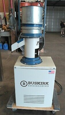 Buskirk PM810 Electric Pellet Mill. Made in the USA.