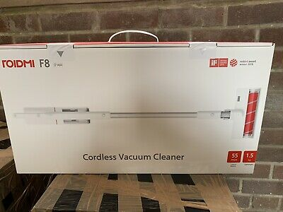 Roidmi F8 Storm Cordless vacuum cleaner, 55 min Run Time. 1.5kg. Brand New
