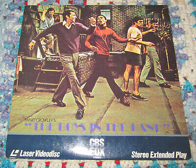 Mart Crowley's The Boys In The Band Laserdisc LD 1970