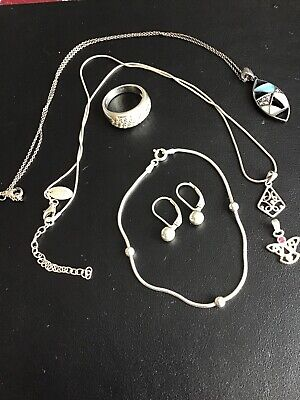 Mixed Lot Of 925 Jewellery