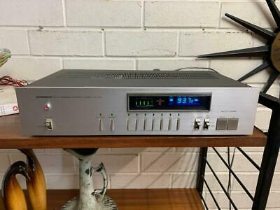 Rare Vintage Pioneer Tx-710 Blue Line Series Stereo Tuner No Reserve