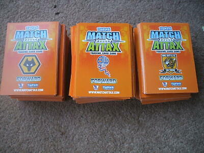 Topps Match Attax Premier League 2009-2010 Trading Cards 650+ Cards