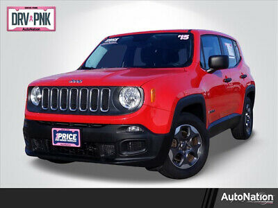 2015 Jeep Renegade Sport 2015 Jeep Renegade Sport Front Wheel Drive 2.4L I4 16V Automatic 78328 Miles