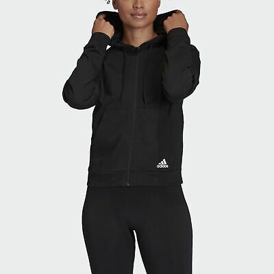 adidas Must Haves Stacked Logo Hoodie Women's