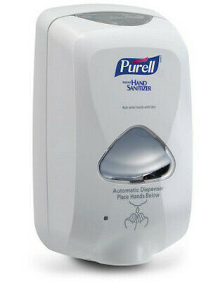 PUREL TFX Touch Free Automatic Hand Dispenser Dove Gray 2720-12 DISPENSER ONLY!