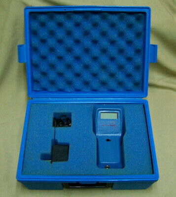 Scientific Enterprises SE FIELD SCANNER w/ Case and Power Cord Charger
