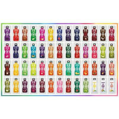 BOLERO DRINK SUGAR FREE FLAVOURED WATER ENHANCER 9g BIG SACHET DIABETIC FRIENDLY