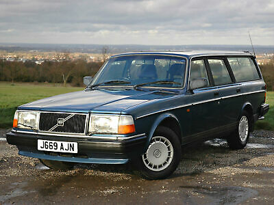 Volvo 240 2.0 SE 5 Speed. 2 Owners Service History.