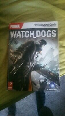 Prima Official Game Guide Watchdogs