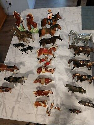 Collectible Horse Figurines