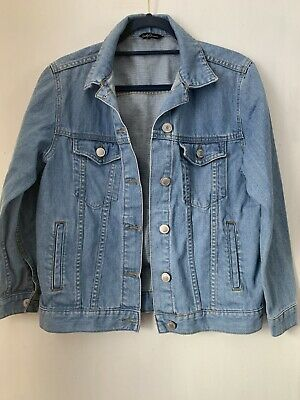 Gorgeous Candy Couture Girls Denim Jacket Age 12/13 S3