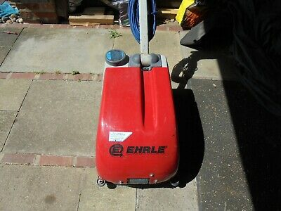 I Am Selling My Ehrle Floor Cleaner Scrubber Brushes And Extracts Wet Cleaner