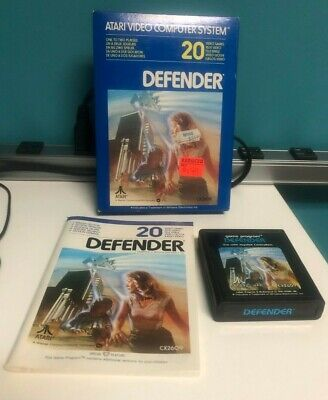 Arcade Atari 2600 Activision Defender Set (WORKING)
