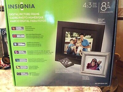 Insignia Digital Picture Photo Frame