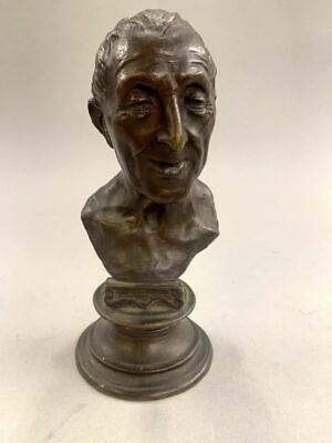 Vincenzo Gemito Bronze Bust of Noble (587)