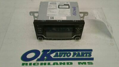 2015 Sentra Radio Receiver 5 Inch Display  Without Navigation    281859Mb0A