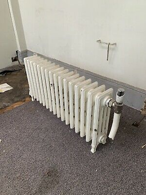 Cast Iron Radiator Antique Traditional Reclaimed Victorian
