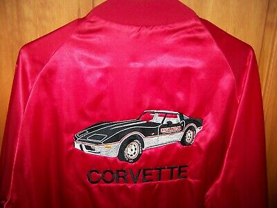 1978 Chevrolet Corvette Indianapolis 500 Pace Car *Limited Ed. Red Satin Jacket