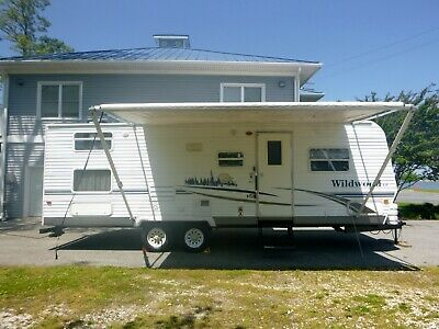 2006 27 ft Forest River Wild Wood LE with Bunks NEW RV TRADE NO RESERVE