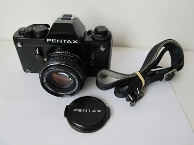 Pentax LX 35mm SLR Camera w/SMC 50mm f/1.7 Lens  *****