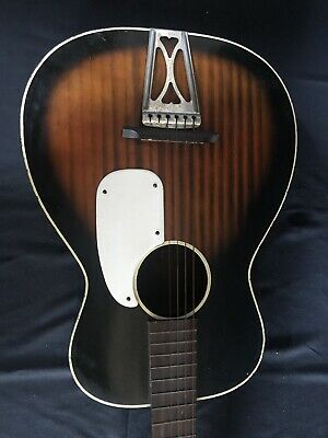Vintage Rare Stella Harmony Guitar (NEEDS TO BE RESTORED) Made In Usa