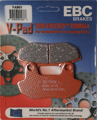 NEW EBC FA90V Semi-Sintered V Brake Pads