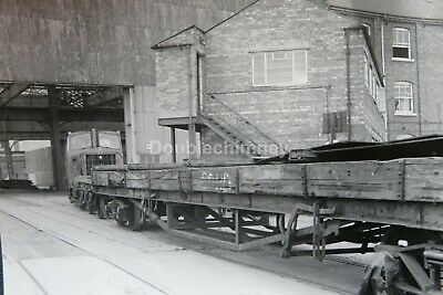 Vintage Image Cleveland Bridge Darlington Shunter Thomas Hill N01116  170X112Mm