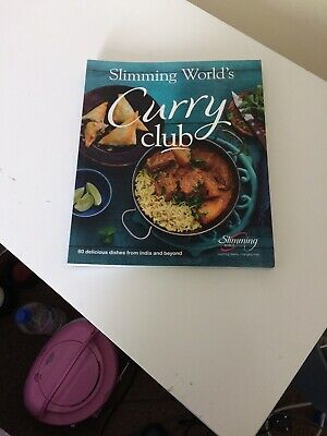 Slimming World Curry Club Book *Brand New*