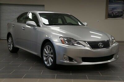 2010 LEXUS IS AWD NAVIGATION REAR VIEW CAMERA LEAHTER SUNROOF 2010 LEXUS IS 250 AWD NAVIGATION REAR VIEW CAMERA LEAHTER SUNROOF 47,271 Miles S